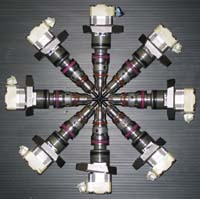 "Stage 3 ""Mini-Me"" Hybrid 530 Performance Injectors"